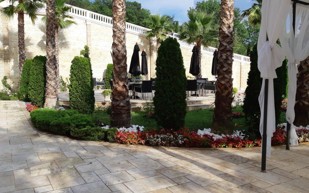 Озеленяване Royal Castle Hotel & Spa